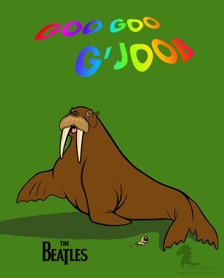 I Am Rider Song Download: I Am The Walrus By Bronze-dragonrider On DeviantART