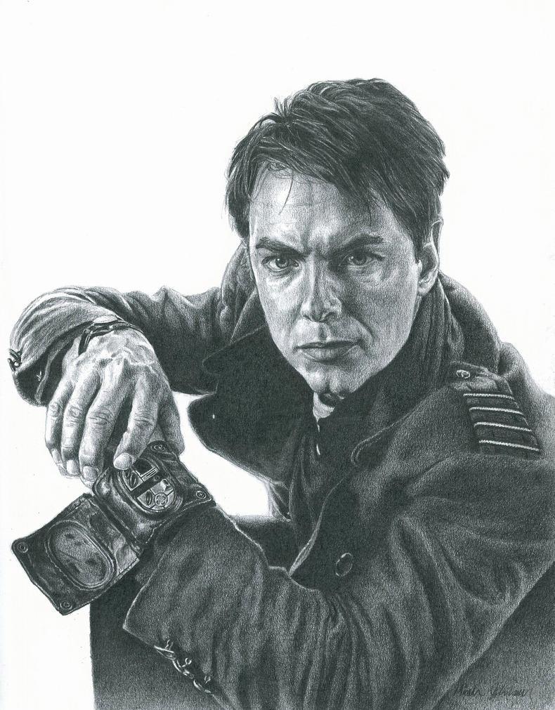 Captain Jack Harkness by bronze-dragonrider