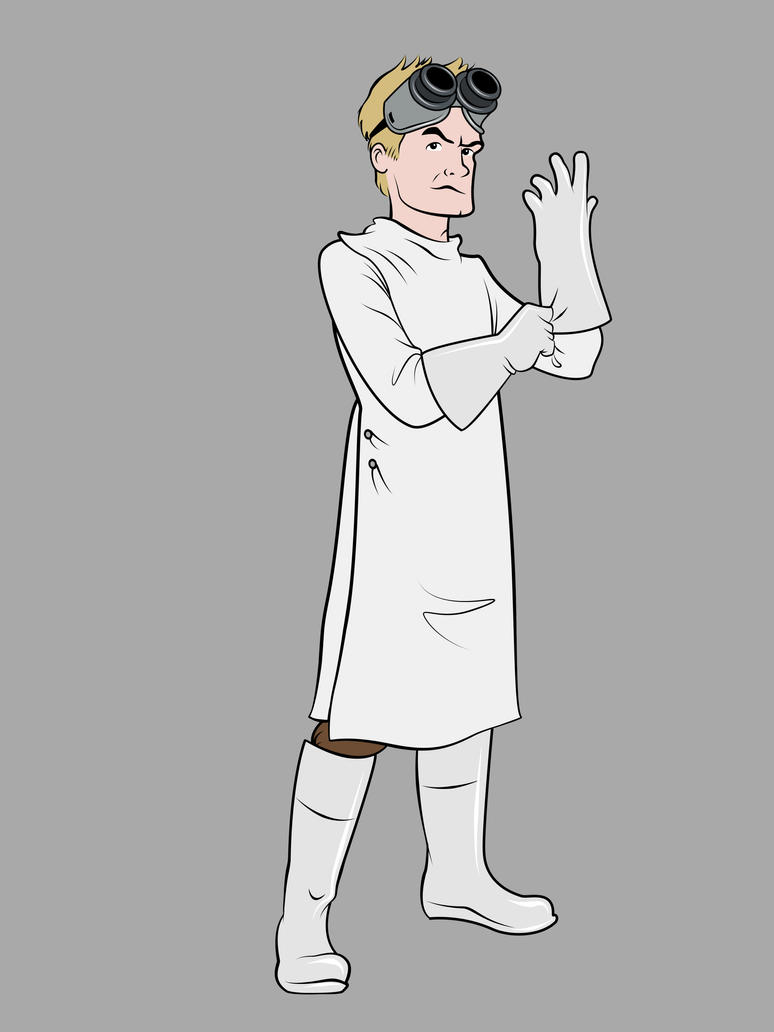 Doctor Horrible by bronze-dragonrider