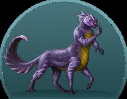 Reptilian Centaur