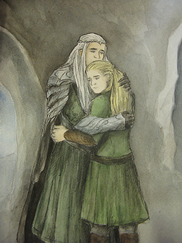 Legolas Mutter