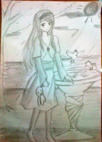 My doodling by Areia13