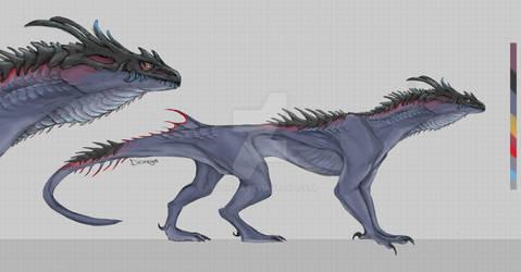 Dragon-Adopt auction #4 (Close!)
