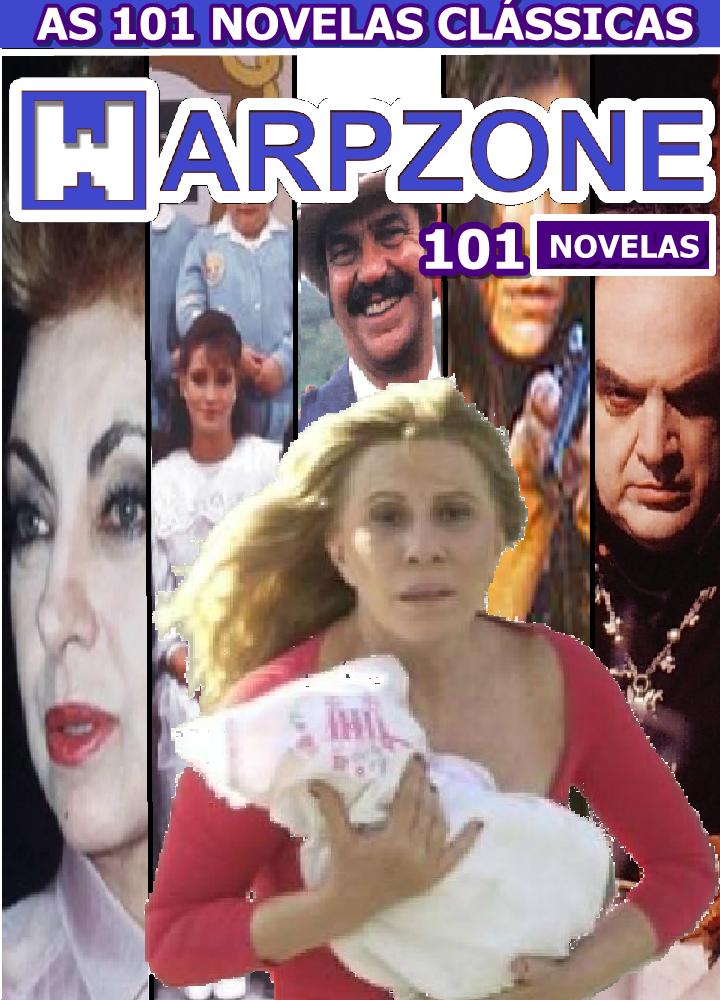 Mockup Warpzone 101 Novelas by Talude82