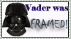 Vader Was Framed by StampyJazzy