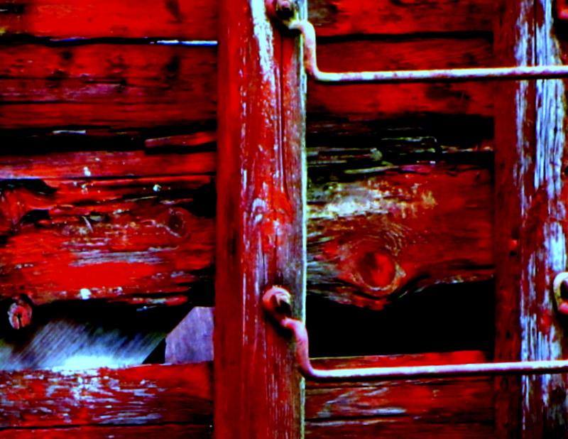 Untitled red by shirrey