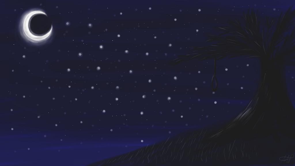 Night time. by Pyromaniac9616