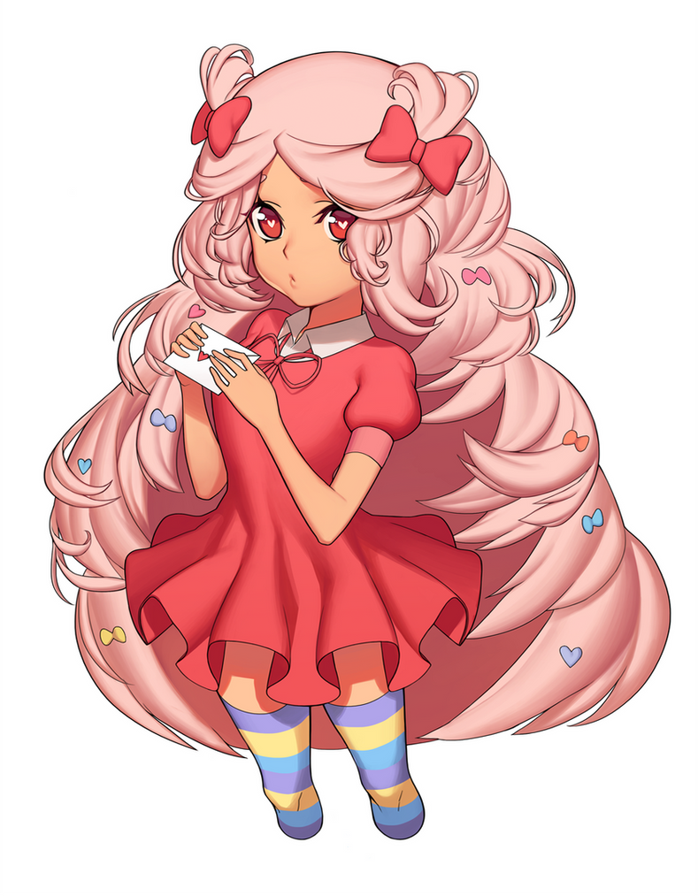 Cotton Candy Cookie by HoodK