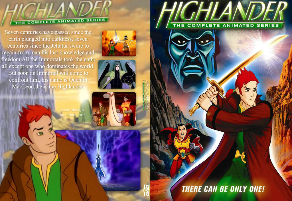 Highlander The Animated Series