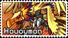 Hououmon/Phoenixmon stamp