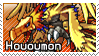 Hououmon/Phoenixmon stamp by ultima-lord