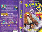 Pokemon the Movie 3 Croatian VHS