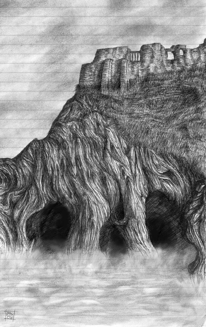 Tintagel by Drumnadrochit