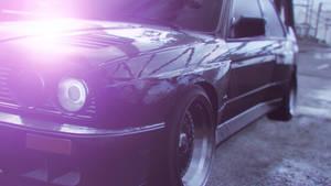 BMW E30 Sunshine