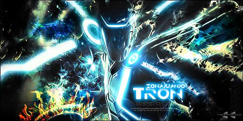Firma Tron by Zonajuanjo