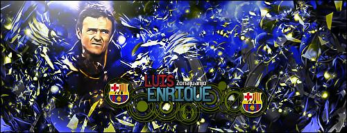 Luis Enrique by Zonajuanjo