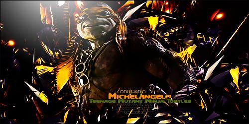 Michelangelo by Zonajuanjo
