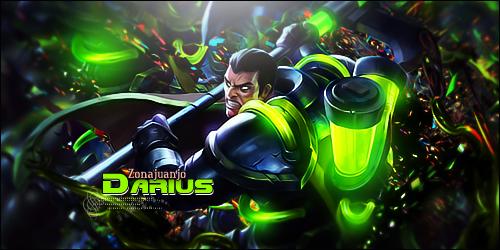 Darius by Zonajuanjo