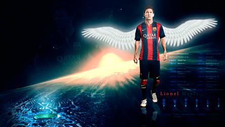 Wallpaper-Messi