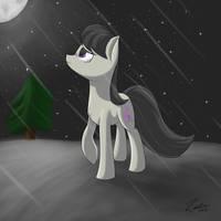 Chilly night air by DeltauraArt