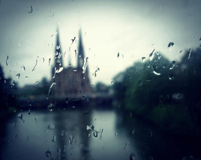 The sky is crying I by zgribulici