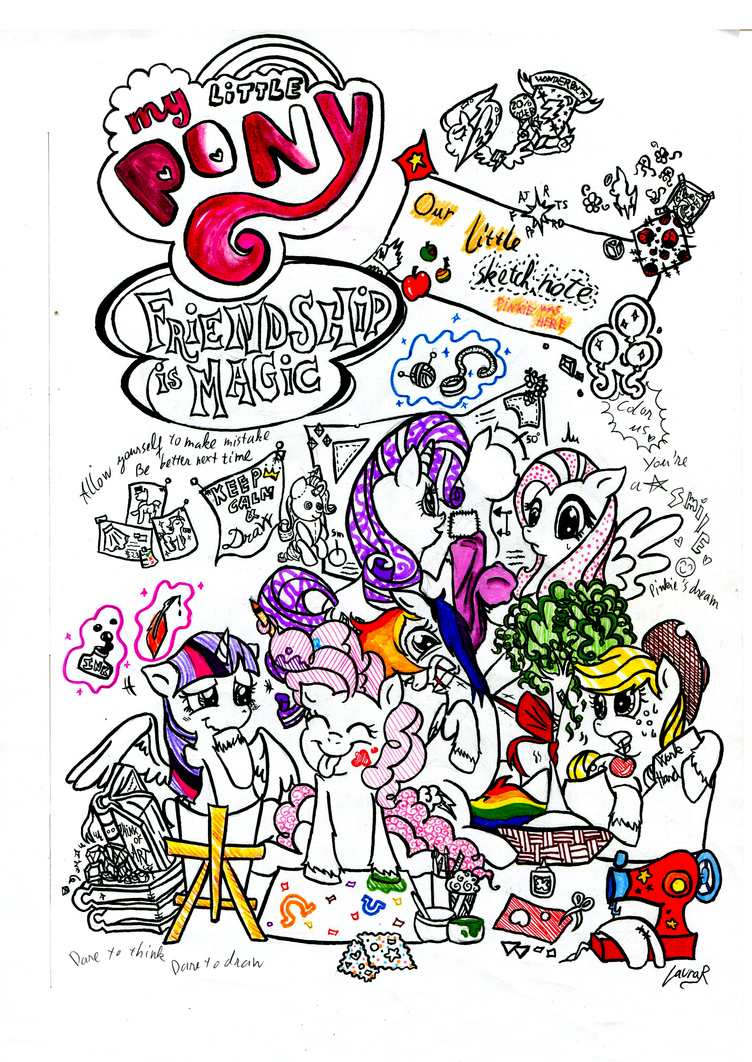 Book Cover Art Contest : Mlp book cover contest by art in heart va on deviantart