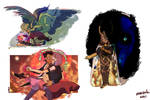 The Owl House season2 by Art-in-heart4va