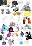 GG my beloved ( dump finish) by Art-in-heart4va