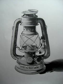 4 - Oil lamp