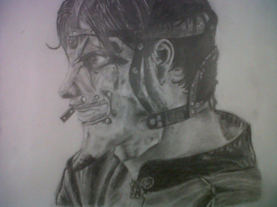 Jim Root by miapow7