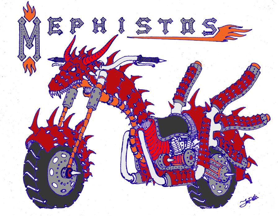 Mephistos by darksilvania