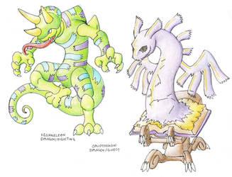 Dragonic Mayhem by Darksilvania