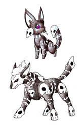 Mexican Hellhounds V.2.0 by Darksilvania