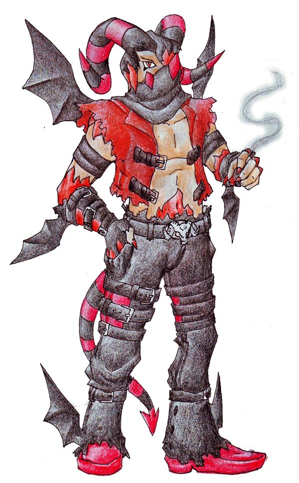 Powermon Gijinka by Darksilvania on DeviantArt
