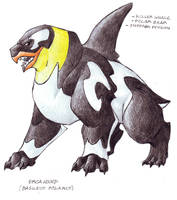 Orca Hound by Darksilvania