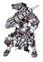 Black Knight by Darksilvania
