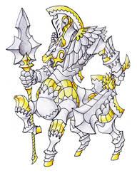 White Knight by Darksilvania