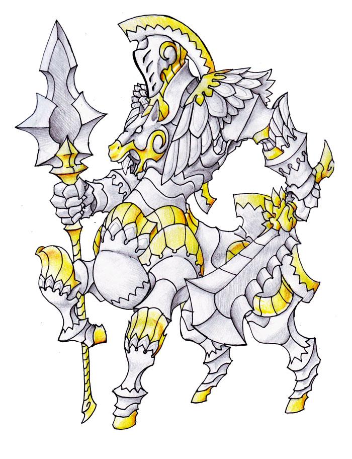 Stellar Spirit Keys White_Knight_by_darksilvania