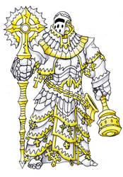 White Bishop by Darksilvania