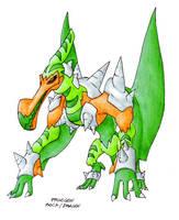 Green-eyed monster  -SOLD-