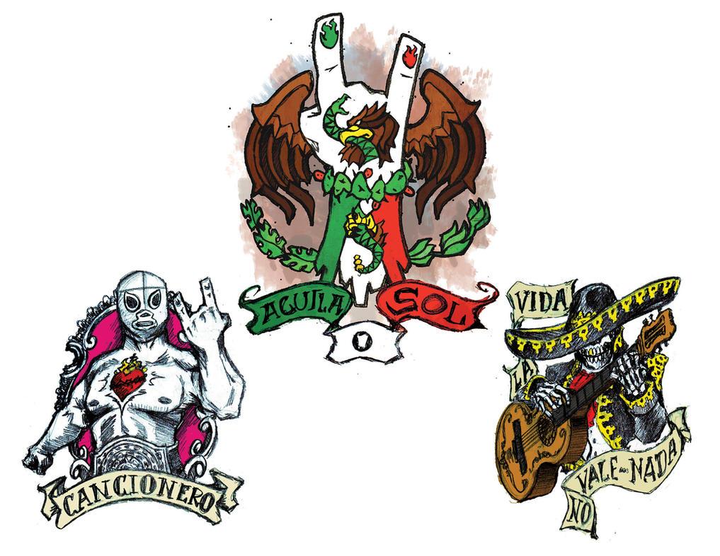 Rock a la Mexicana by Darksilvania on DeviantArt