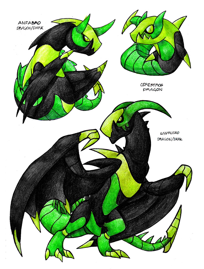 Heraldika Drakonika by Darksilvania