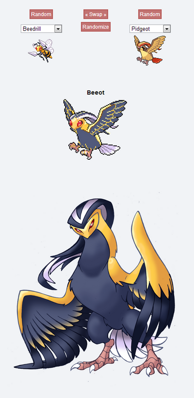 [Image: pokemon_fusion_sprite___beeot_by_darksil...66lj1t.png]