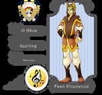 Dandelion Academy- Fawn Elvenwood