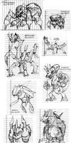 Fakemon Remake Sketchdump