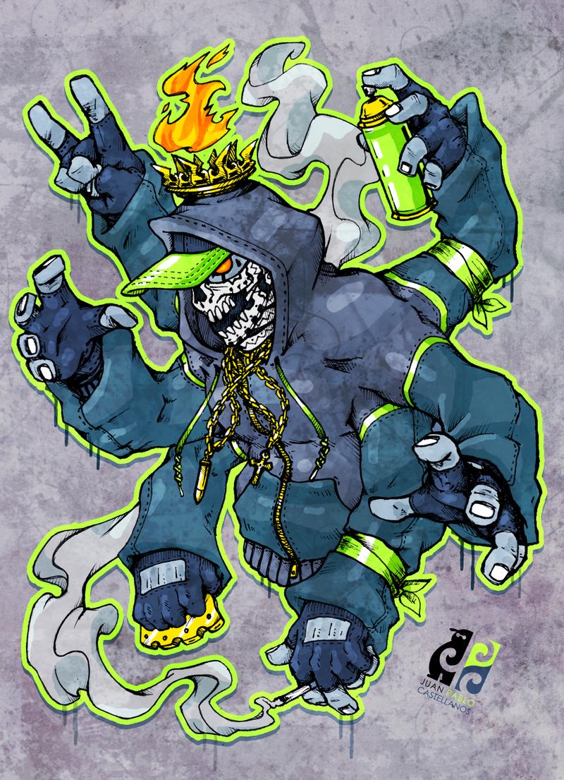 God of the Street by darksilvania