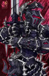 The Black Knight by Darksilvania