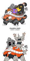 Ghostly Torterras