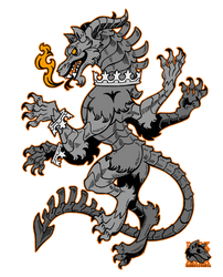 The Burning Prince by Darksilvania