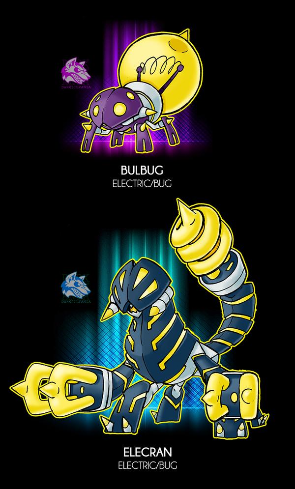 As A Light Bulb Battered Bug V2 0 By Darksilvania On